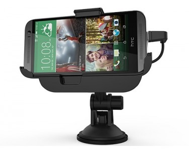 HTC ONE (M8) Car Mount Cradle