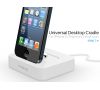 KIDIGI Desktop Cradle for iPhone 5 / iPod touch 4th Generation / iPad mini / iPad 4th Generation / iPod nano 6 Generation