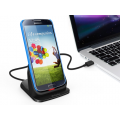 Samsung Galaxy S4 Ultrathin Desktop Charging Dock