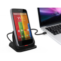KiDiGi Ultrathin Desktop Charging Dock for Motorola Moto G