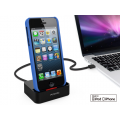 Case Compatible Sync & Charge Dock for iPhone 5 /  iPhone 5s /  iPhone 5c