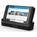 Blackberry Z10 Cover-mate Dual Desktop Cradle